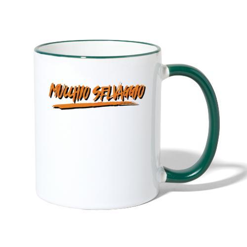Mucchio Selvaggio 2016 Dirty Orange - Tazze bicolor