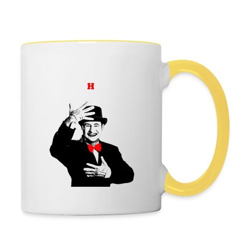 Ti Apro La Porta - Contrasting Mug