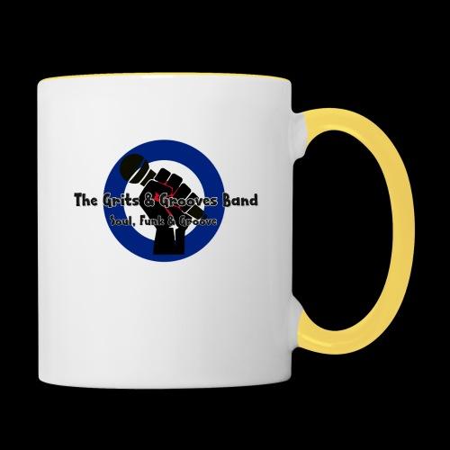 Grits & Grooves Band - Contrasting Mug