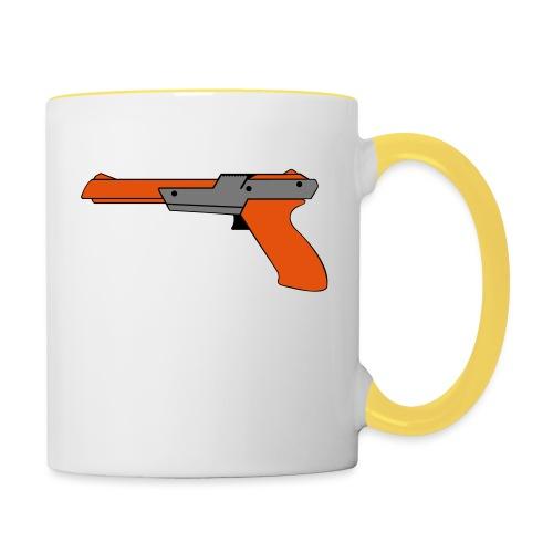 gun Zapper NES SUPER BROS HUNT DUCK - Mug contrasté
