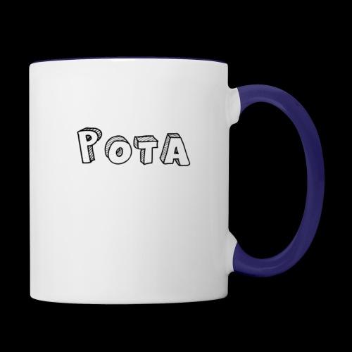 pota1 - Tazze bicolor