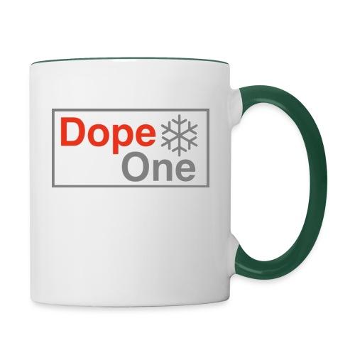 Dope One - Tasse zweifarbig