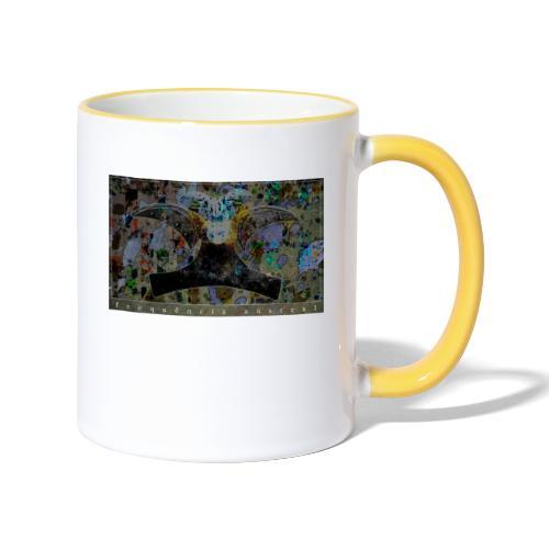 Mojitos Azul (b jade) - Contrasting Mug