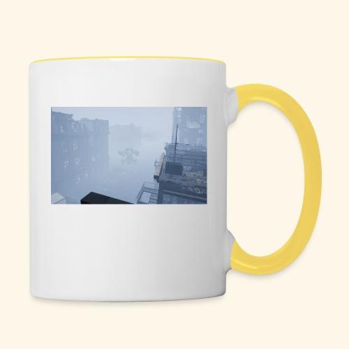 RoofTopMist - FreedomRenegade - Contrasting Mug