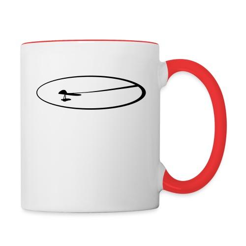 hanggliding - HG SPEED - Contrasting Mug