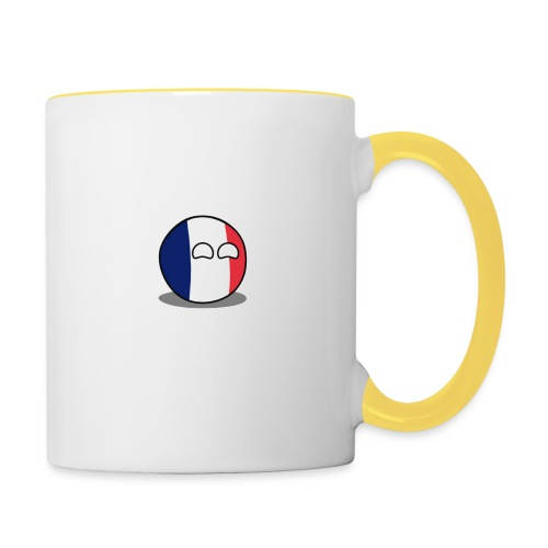 France Simple - Mug contrasté