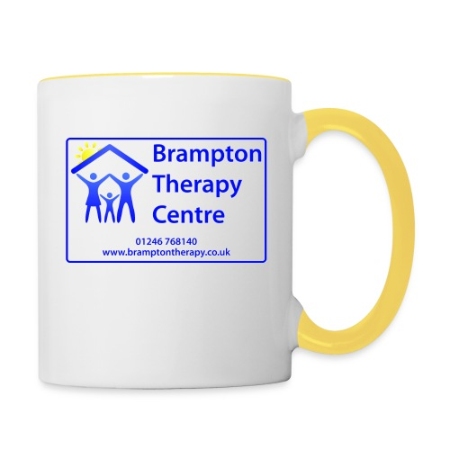 Brampton Therapy Logo - Contrasting Mug