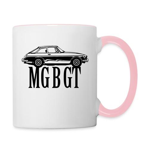 MG MGB GT - Autonaut.com - Contrasting Mug