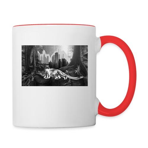 Fossa & Jungle - Contrasting Mug