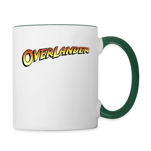 Overlander - Autonaut.com - Contrasting Mug