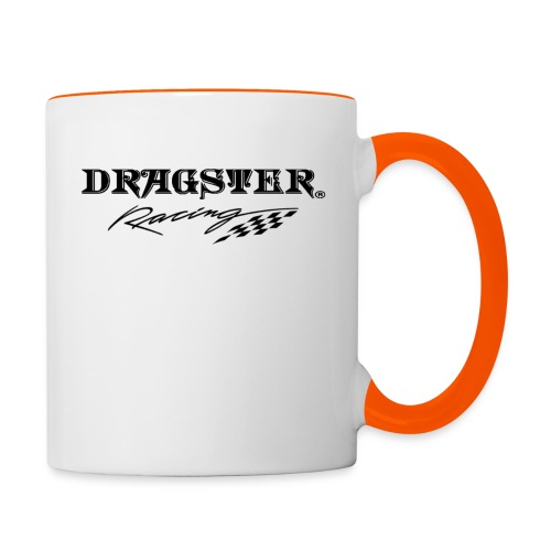 DRAGSTER WEAR RACING - Tazze bicolor