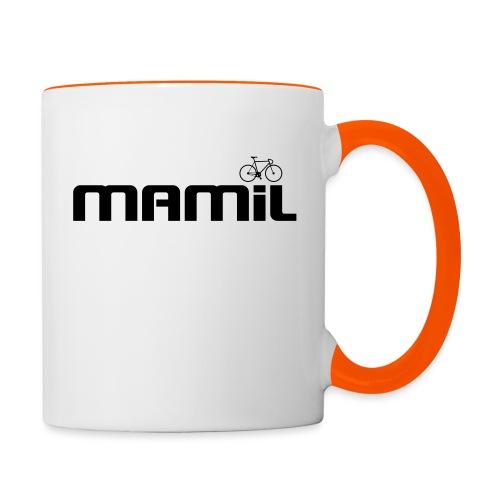 mamil1 - Contrasting Mug