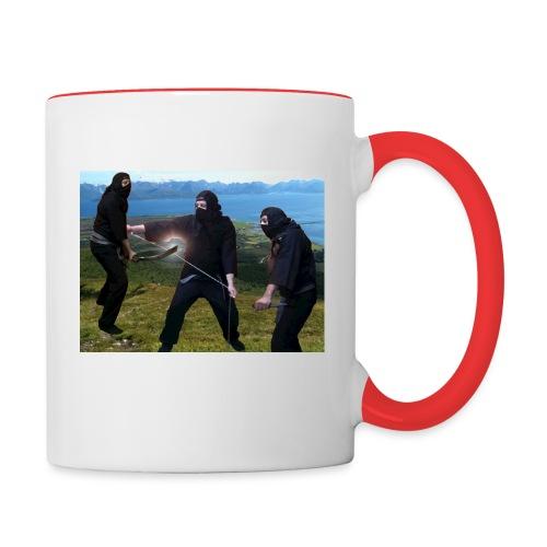 Chasvag ninja - Tofarget kopp