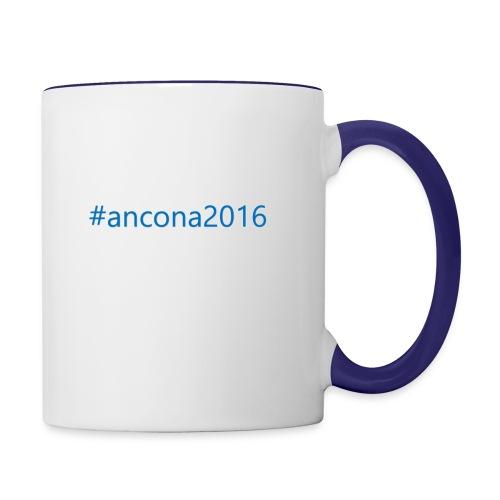 #ancona2016 - Taza en dos colores