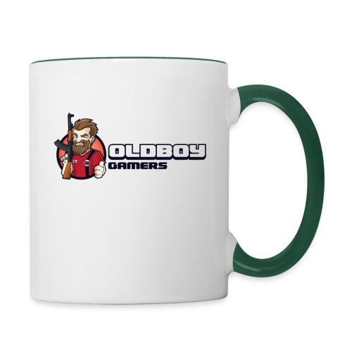 Oldboy Gamers Fanshirt - Tofarget kopp