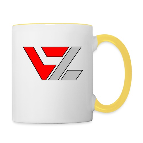 vusionZ | Peace - Tasse zweifarbig