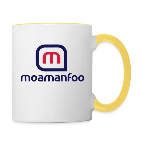Moamanfoo - Mug contrasté