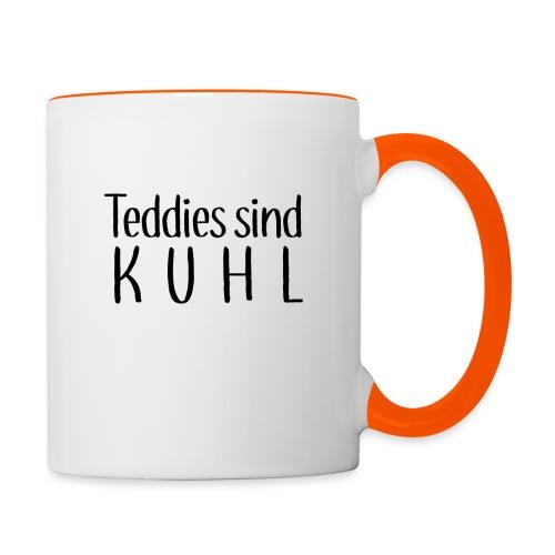 Teddies sind KUHL - Contrasting Mug