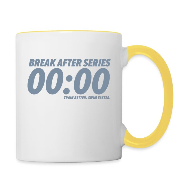 BREAK AFTER SERIES