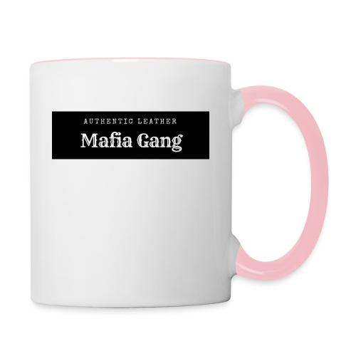 Mafia Gang - Nouvelle marque de vêtements - Mug contrasté