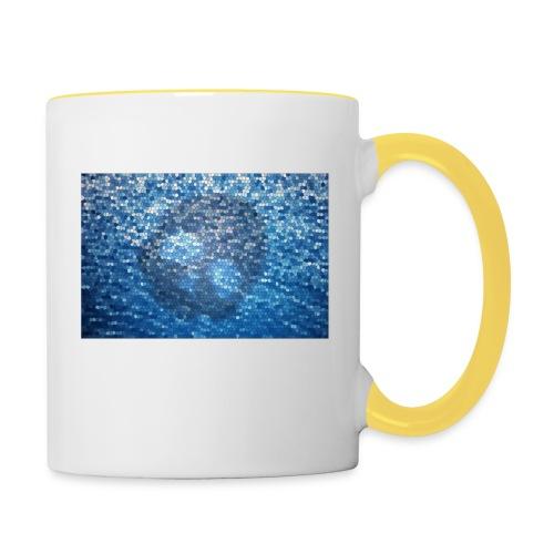 unthinkable tshrt - Contrasting Mug