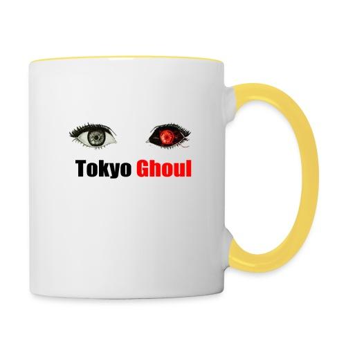 Tokyo Ghoul - Taza en dos colores