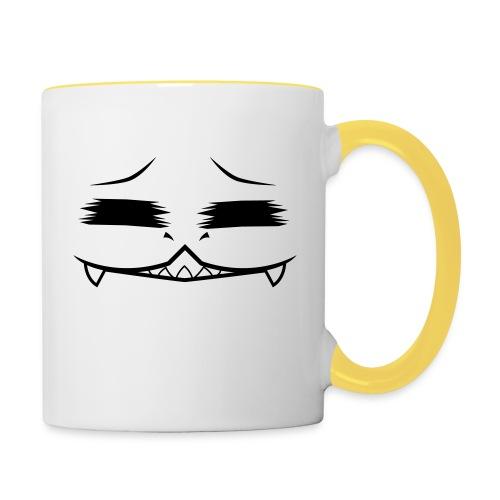 Sleepynaz (very sleepy) - Contrasting Mug