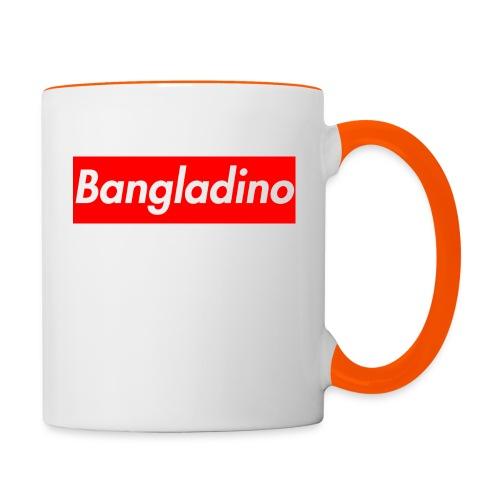 Bangladino - Tazze bicolor