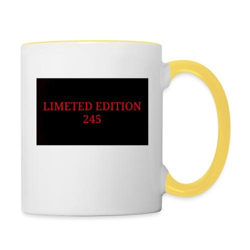 LIMETED merchandise - Contrasting Mug