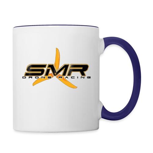 SMR WHITE - Mug contrasté