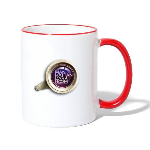 THE MANHATTAN DARKROOM OBJECTIF 2 - Mug contrasté