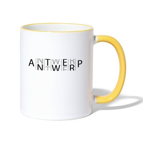 GRILLE D'ANVERS - Mug contrasté