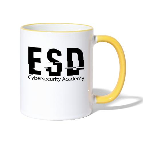 Design ESD Cybersecurity Academy - Mug contrasté