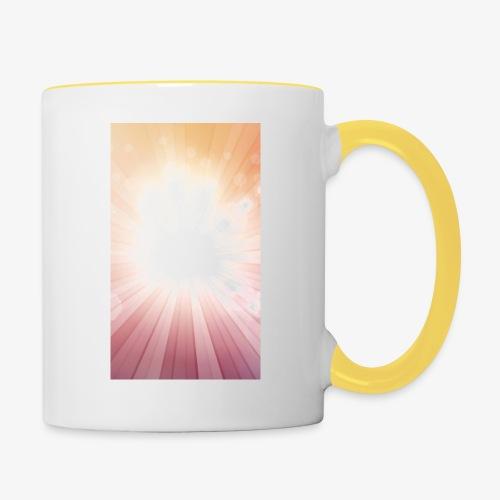 Sunset - Contrasting Mug