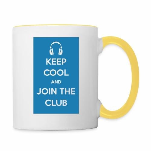 Join the club - Contrasting Mug