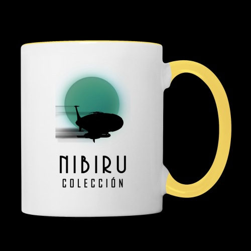 NibiruLogo - Taza en dos colores