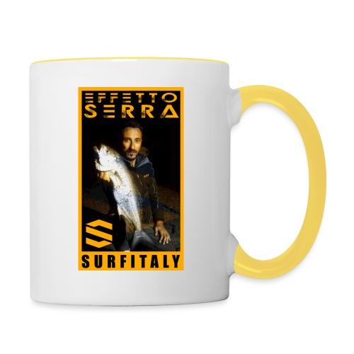Effetto Serra - Tazze bicolor