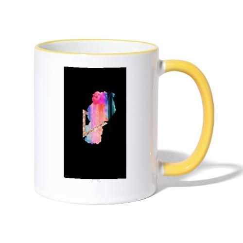 DeepAesthetic - Taza en dos colores