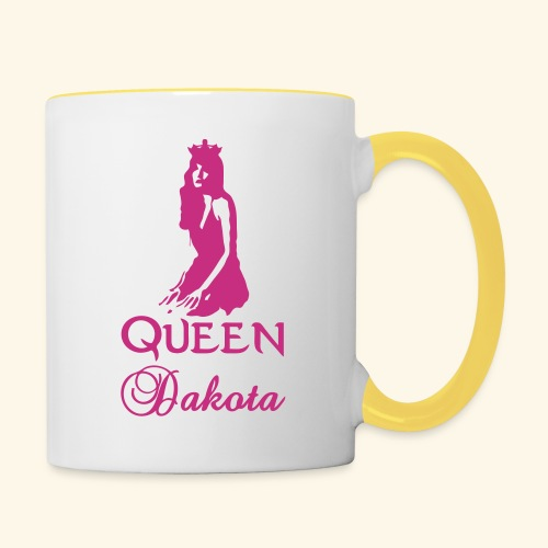 Queen Dakota - Contrasting Mug