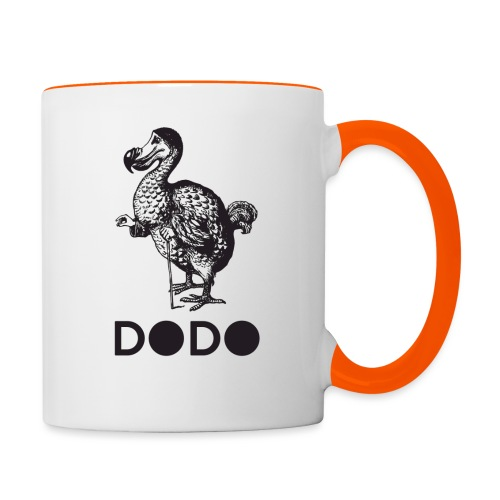 DODO TEES ALICE IN WONDERLAND - Tazze bicolor