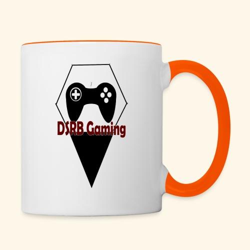 DSRB Gaming - Mok tweekleurig