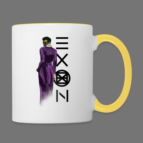 Emotionless Passion Exon - Contrasting Mug