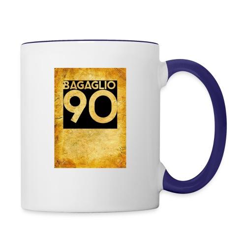 Anni 90 - Tazze bicolor