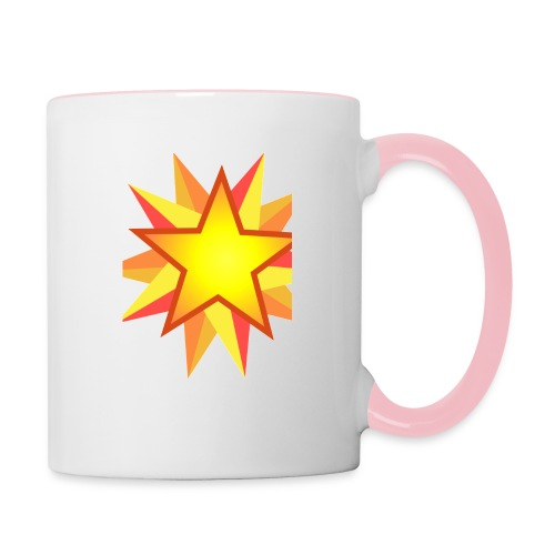 ck star merch - Contrasting Mug