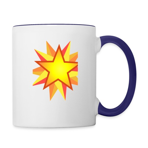 ck star merch - Contrasting Mug