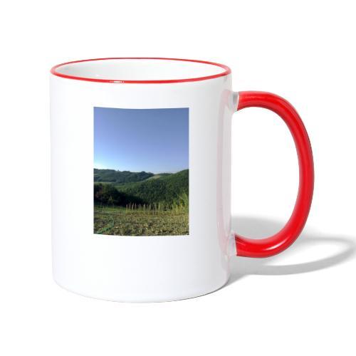 Panorama - Tazze bicolor