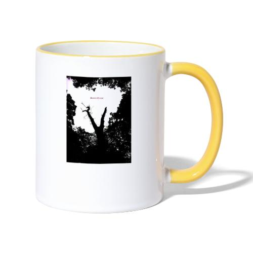 Scarry / Creepy - Contrasting Mug