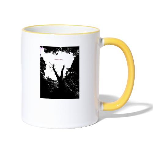 Scarry / Creepy - Contrasting Mug