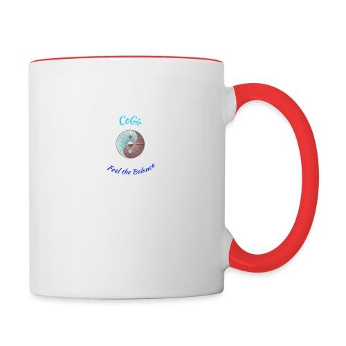 CoGie, Feel the Balance - Contrasting Mug