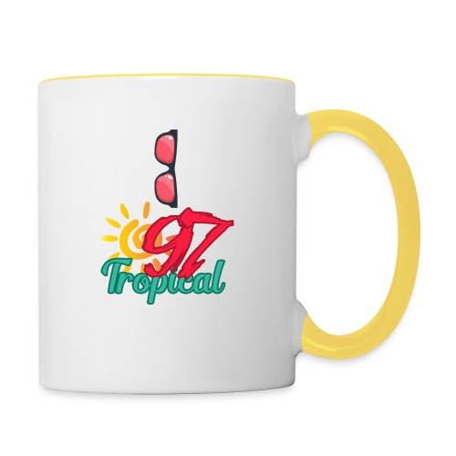 A01 4 - Mug contrasté